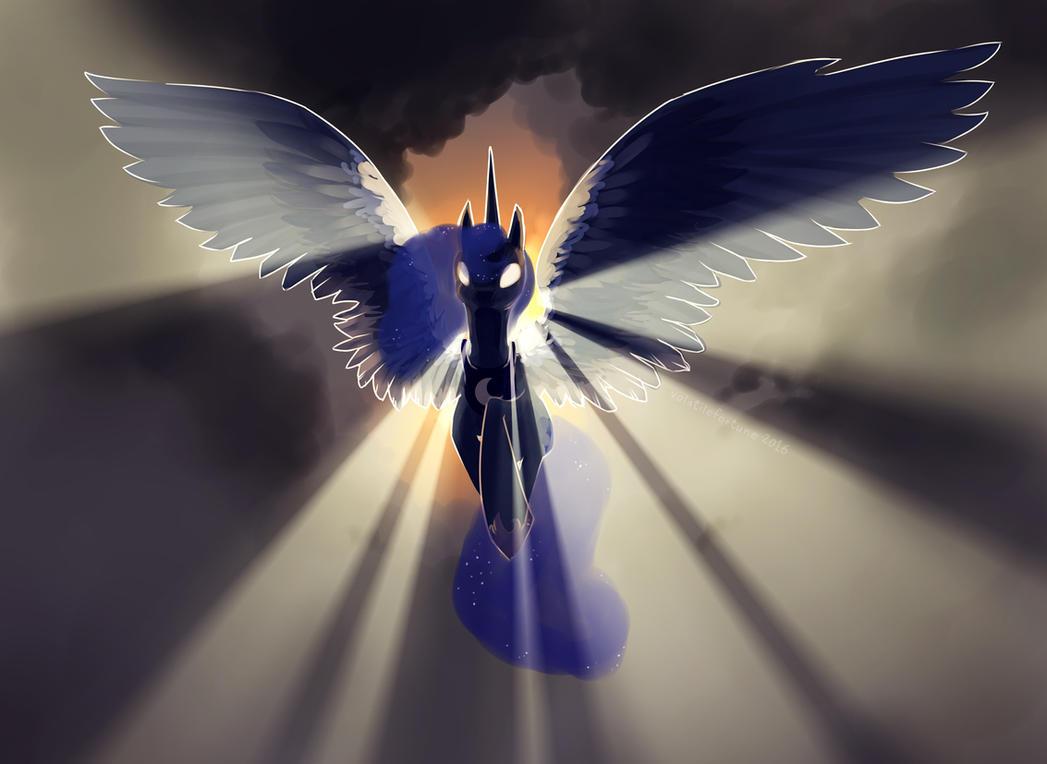 Luna by VolatileFortune
