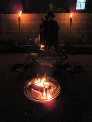 Einherjar's Day ritual