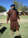 Moroccan historical costume