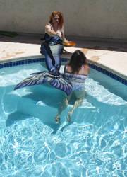 Midsummer 2021 mermaid blessing ritual