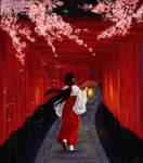 Miko Night (Fushimi Inari)
