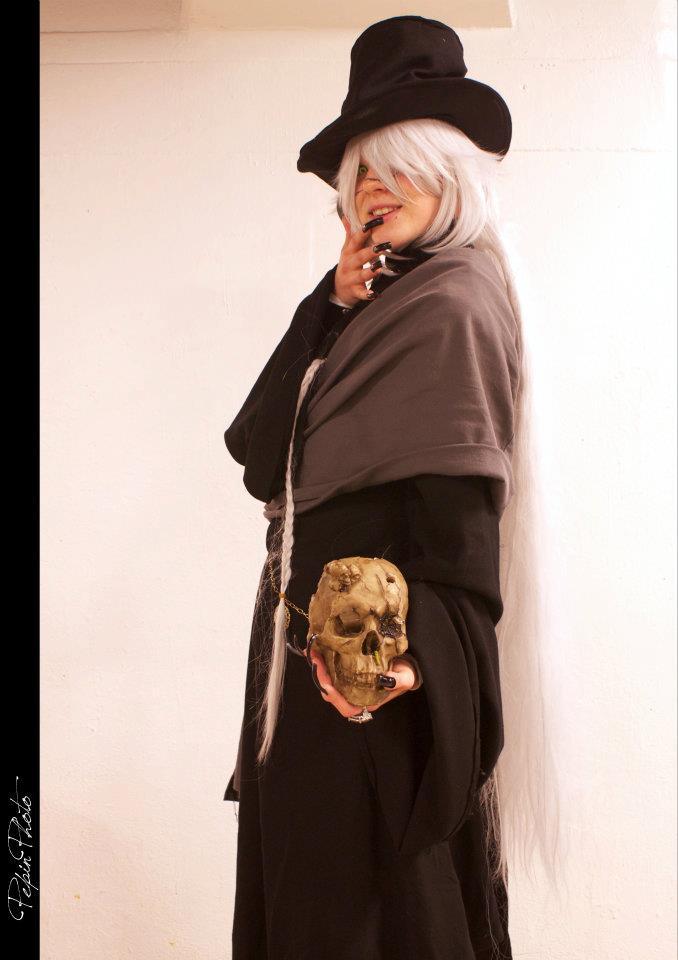 Undertaker Cosplay by Lolli-Tea