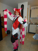 Grell Cheshire Cosplay by Lolli-Tea