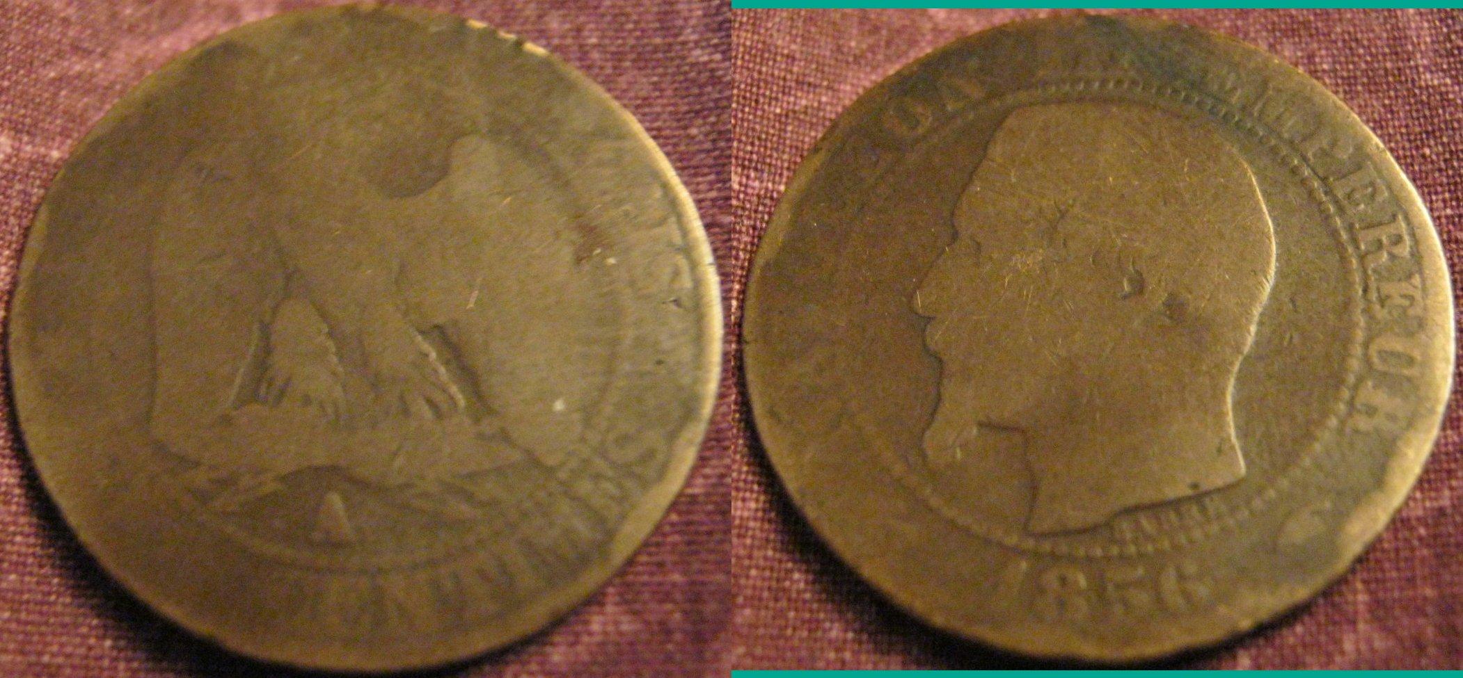 Napoleon III Empereur Coin 1856 by darkawaii on DeviantArt