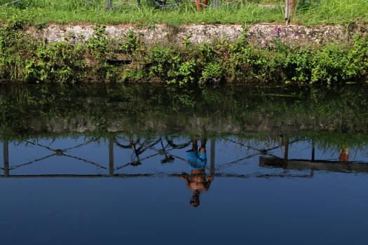 Mirror River Mirror