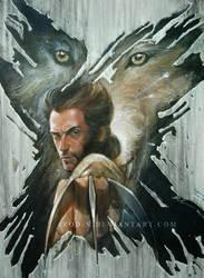 Wolverine by rod-n
