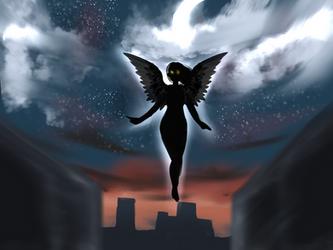 lekker vliegen mdm by Aurantiava