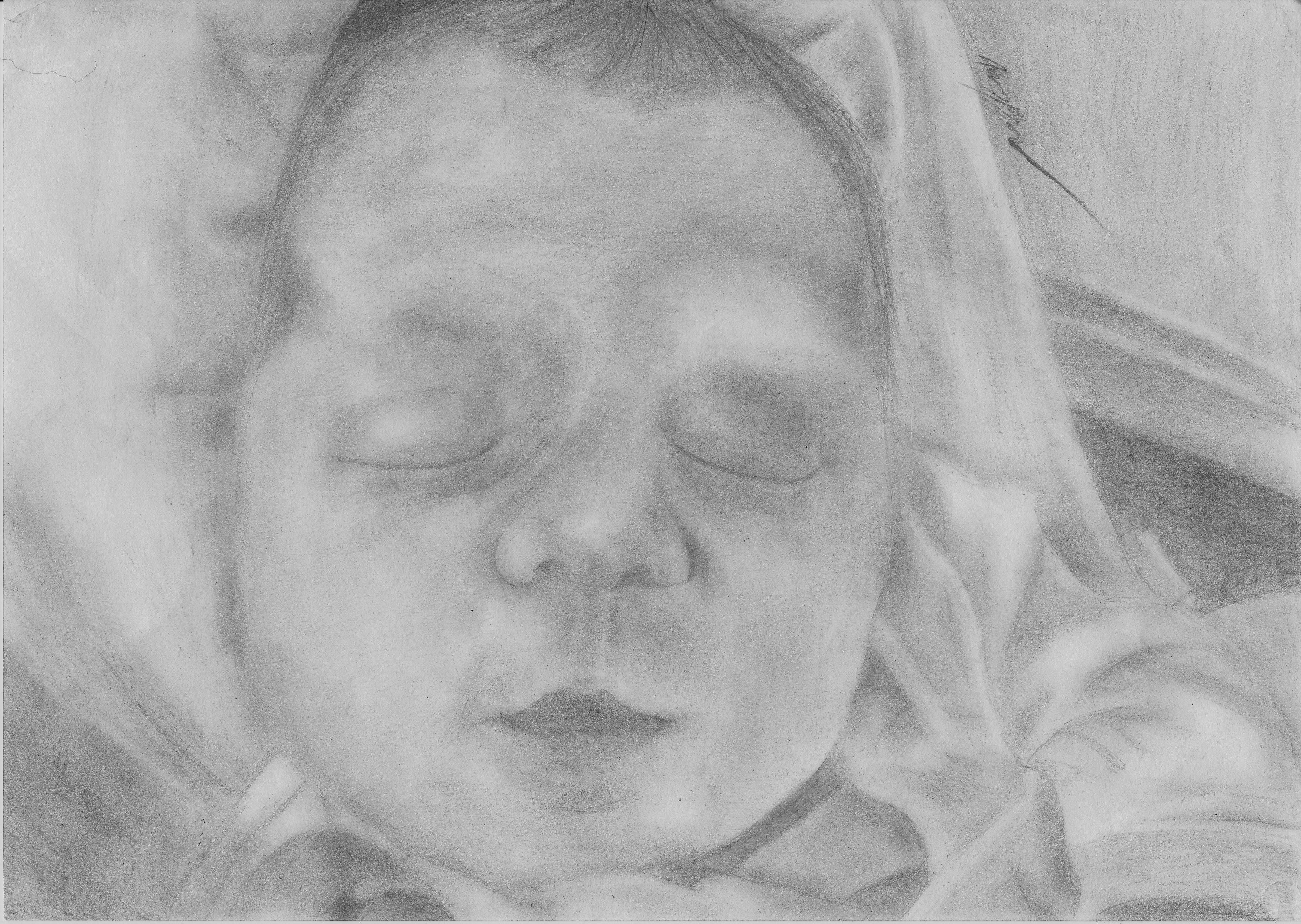 Baby Skyla Commission by SalvainKarnan