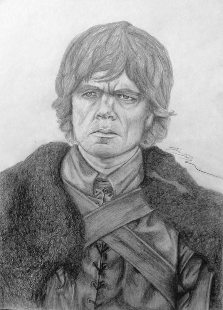Tyrion Lannister by destructiveempathy