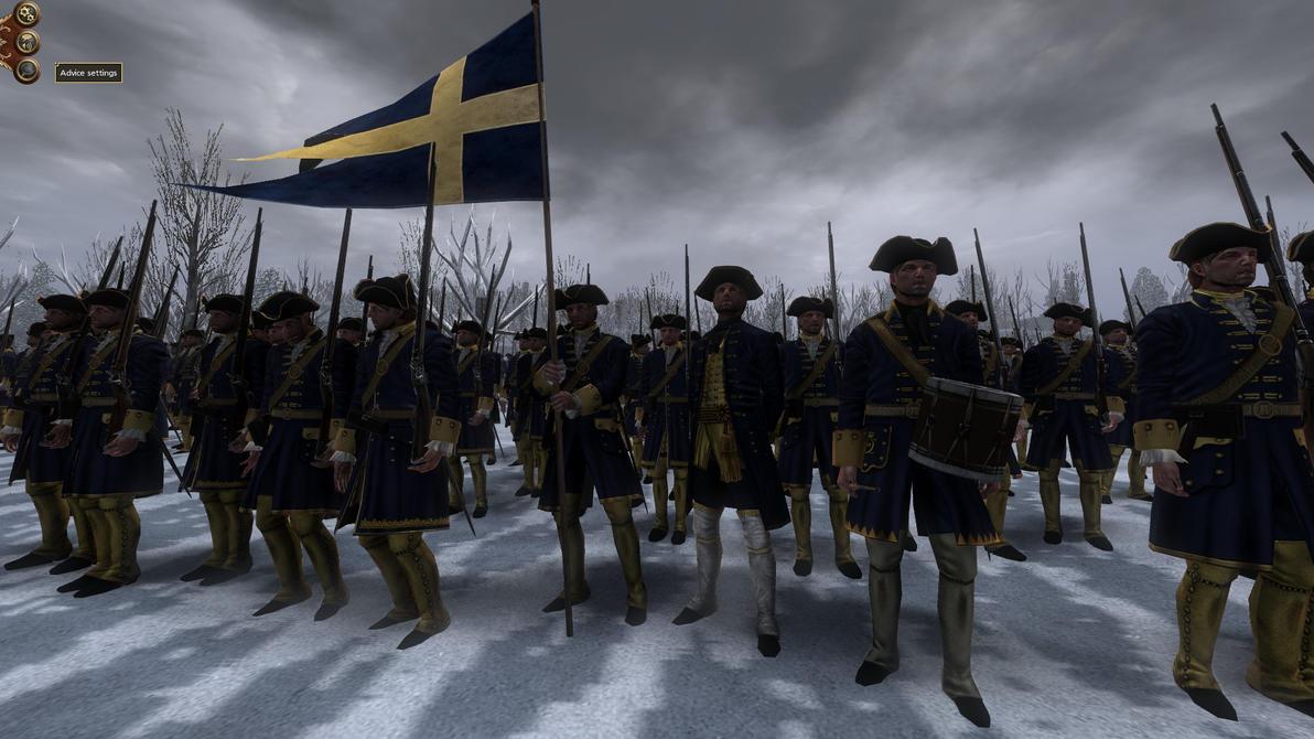 Empire Total War Sweden By Kjell Blodtvage