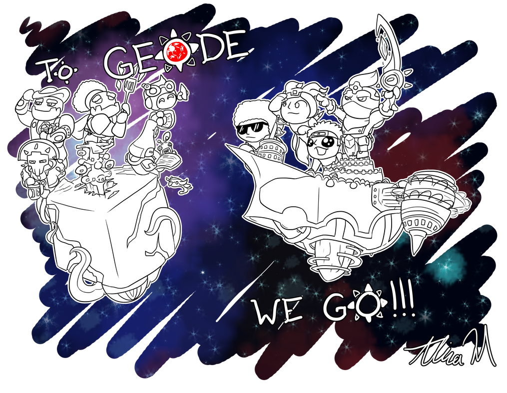 All Aboard the SS Solidarity by SkyTheVirus