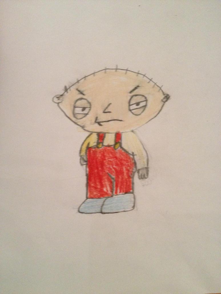 Stewie Griffin by TheEpicGamer3000