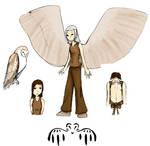 Barn Owl +Anima