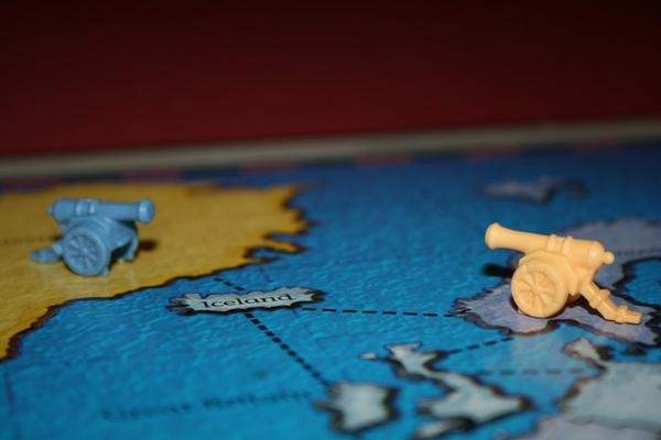 Risk Board Game by FeatheredDragon