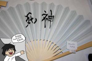 Jafax: Death Note Fan by FeatheredDragon