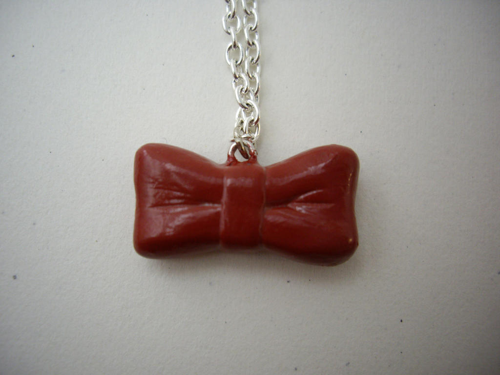 Doctor Who Bow Tie Charm by MidnightCootie