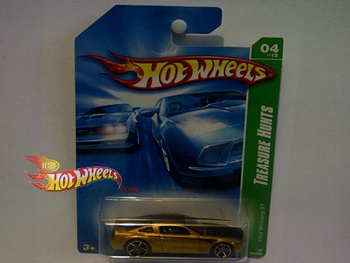 Hot Wheels Treasure Hunts