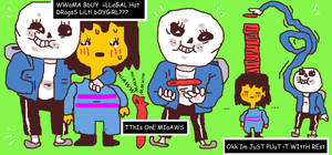 SsaNS SSKeeLETOM SsELLs ILLEgAL HOt DrOGs tO chiLd by stalkerr666