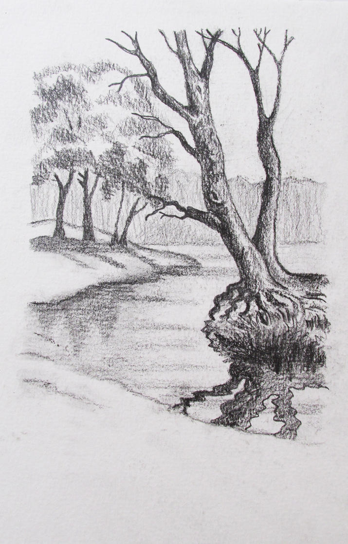 Landscape by Lyysik