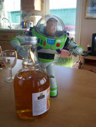 Buzz on the booze by Convict187