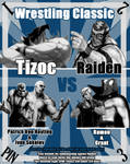 Wrestling Classic Poster