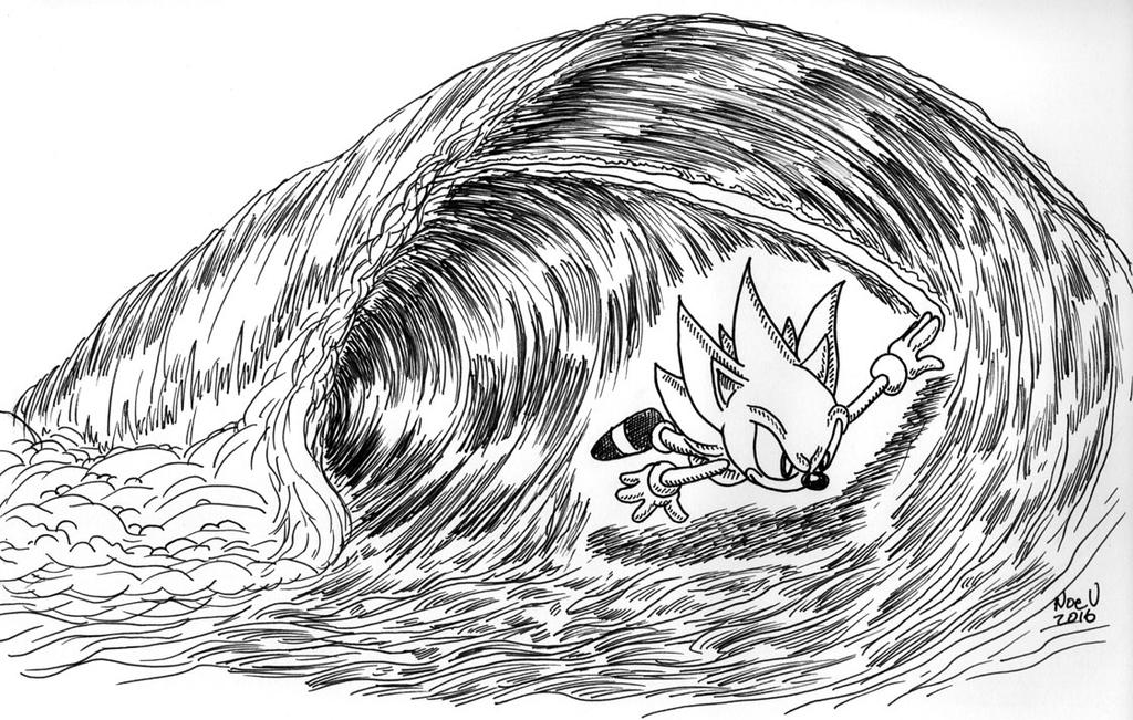 Super Sonic Surf by Big-Mex