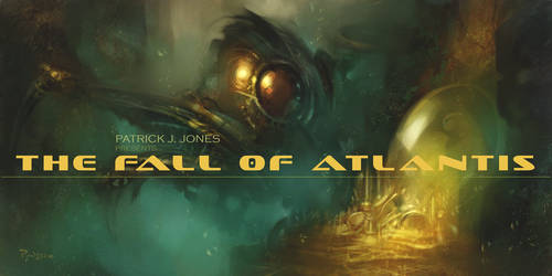 The Fall of Atlantis by pjartworks