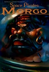 Morgo: Space Pirate by pjartworks