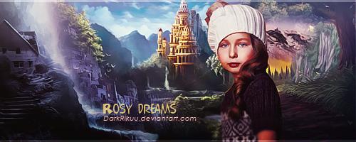 Rosy Dreams by DarkRikuu
