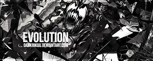 Evolution by DarkRikuu