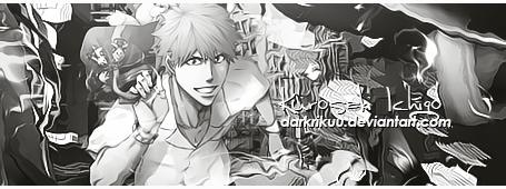 Kurosaki Ichigo by DarkRikuu