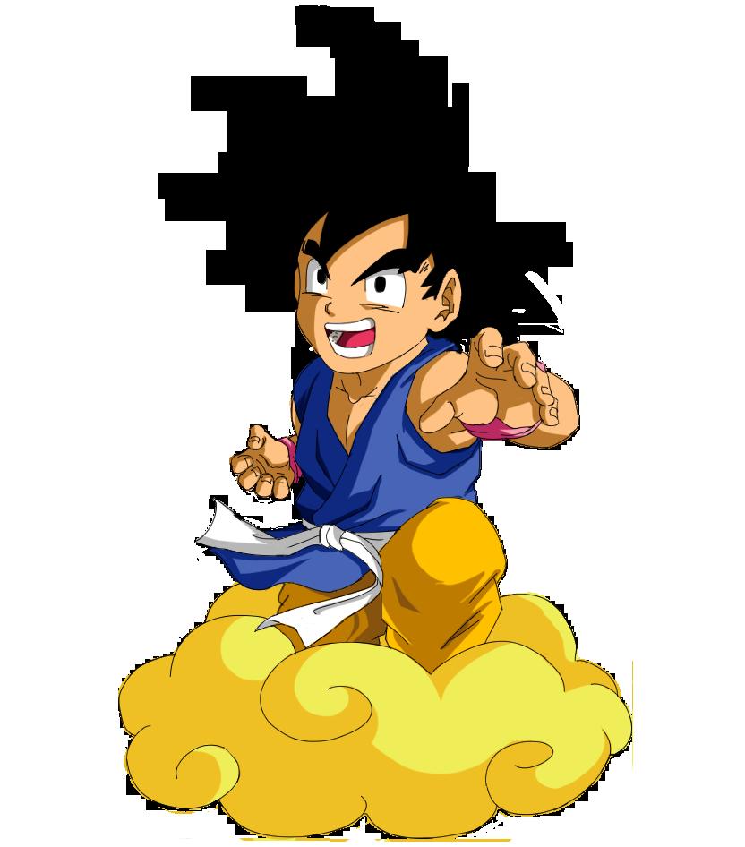 Goku GT by yleyn