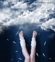 Fallen Angel by irinush