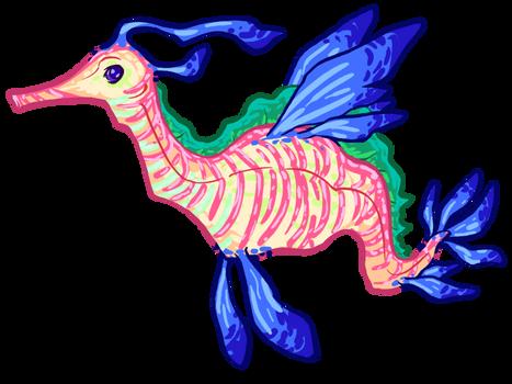 Sparkle Sea Dragon