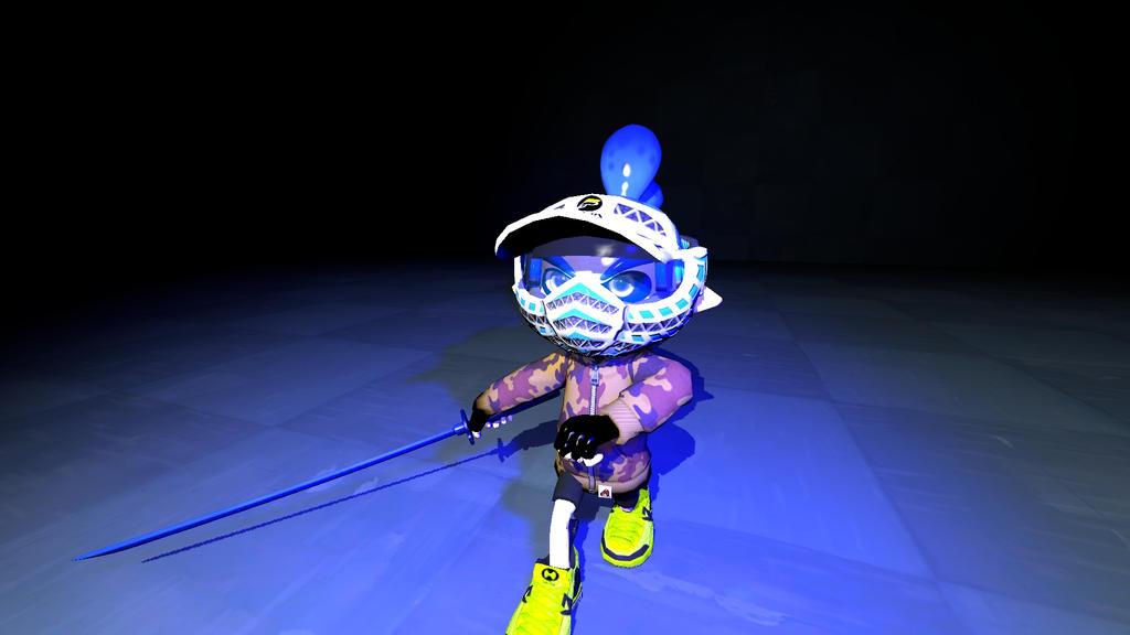 Superneung power blue by superneung47