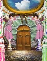 Neorococo interior by lienertje