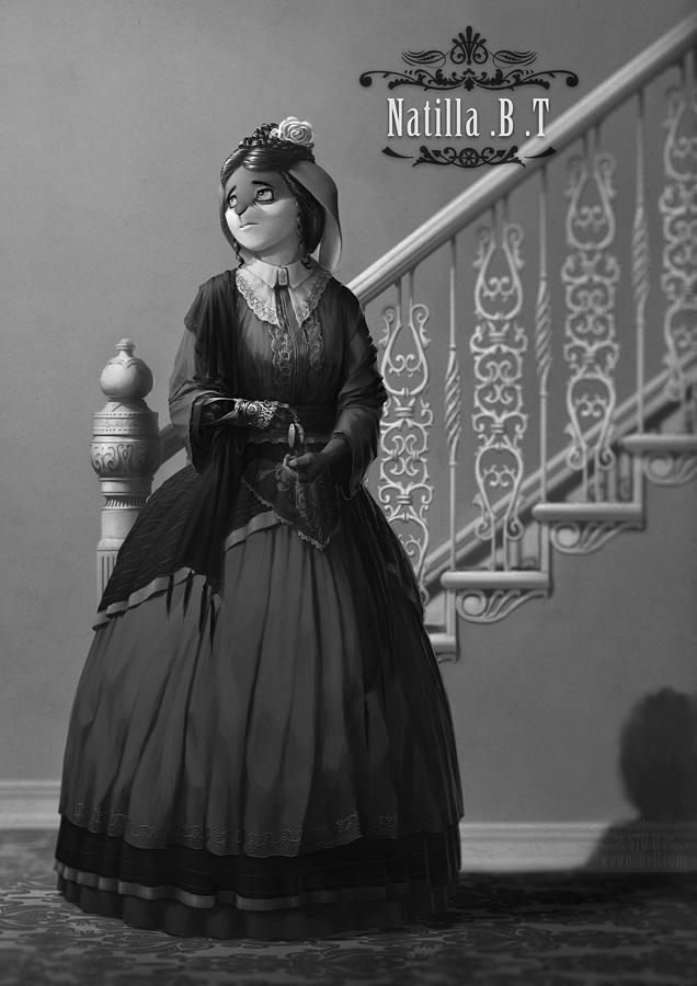 Victorian Natilla by stucat