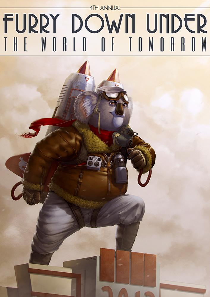 FurDU 2013 cover by stucat
