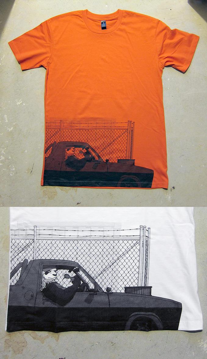 Darryl shirt by stucat