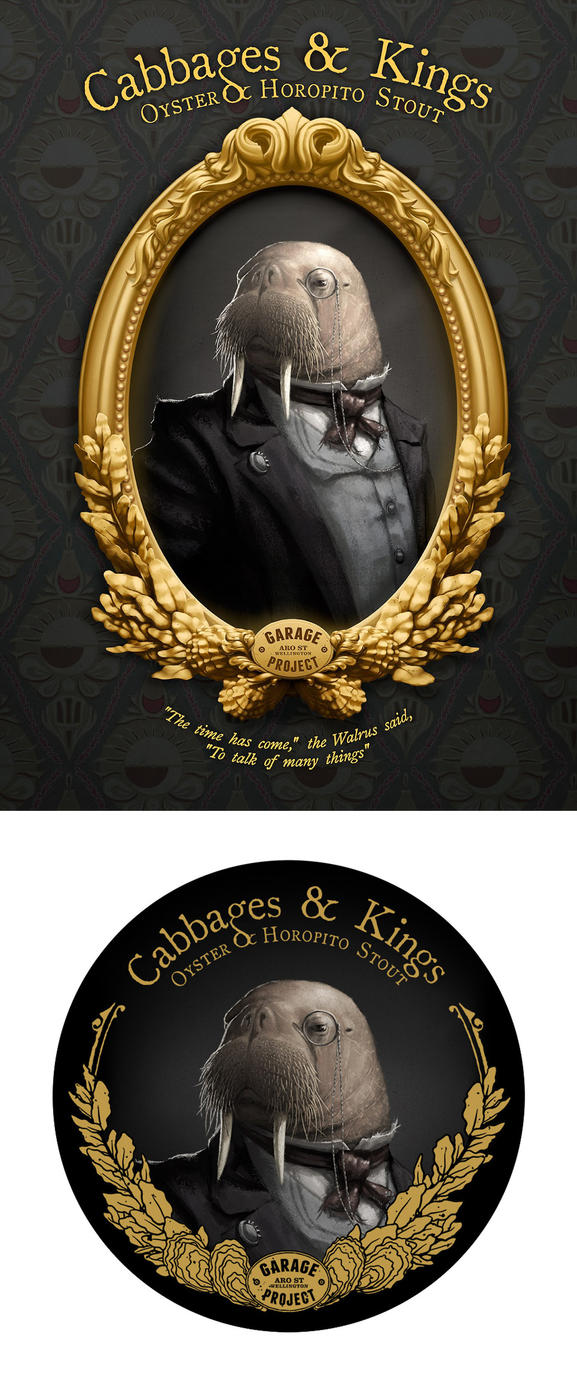 Cabbages and Kings by stucat