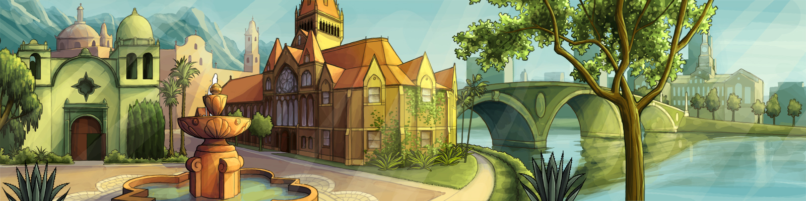 University by tamiart