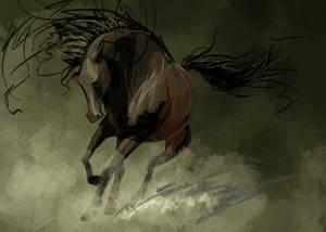 Horsey Doodle