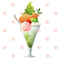 Japanese Parfait by tamiart