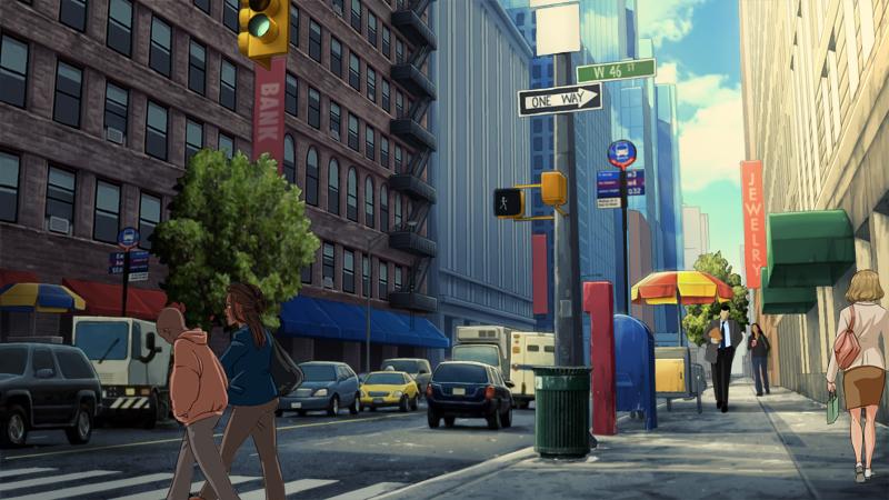 Manhattan by tamiart