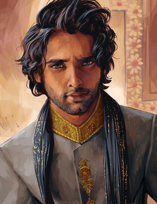 Portrait Study by tamiart