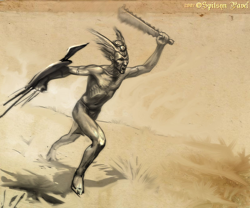 Aztec by CG-Zander