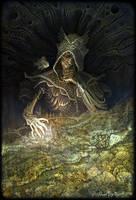 Watcher of Flaputar by CG-Zander