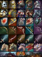 Items by CG-Zander