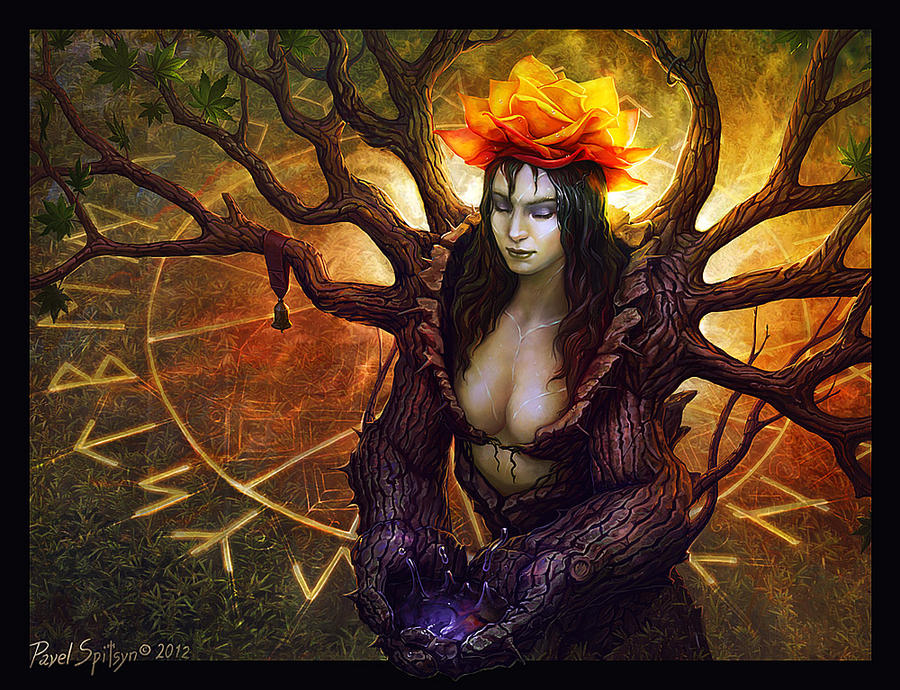Battledryad by CG-Zander