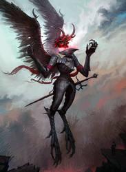 Avatar of death by CG-Zander